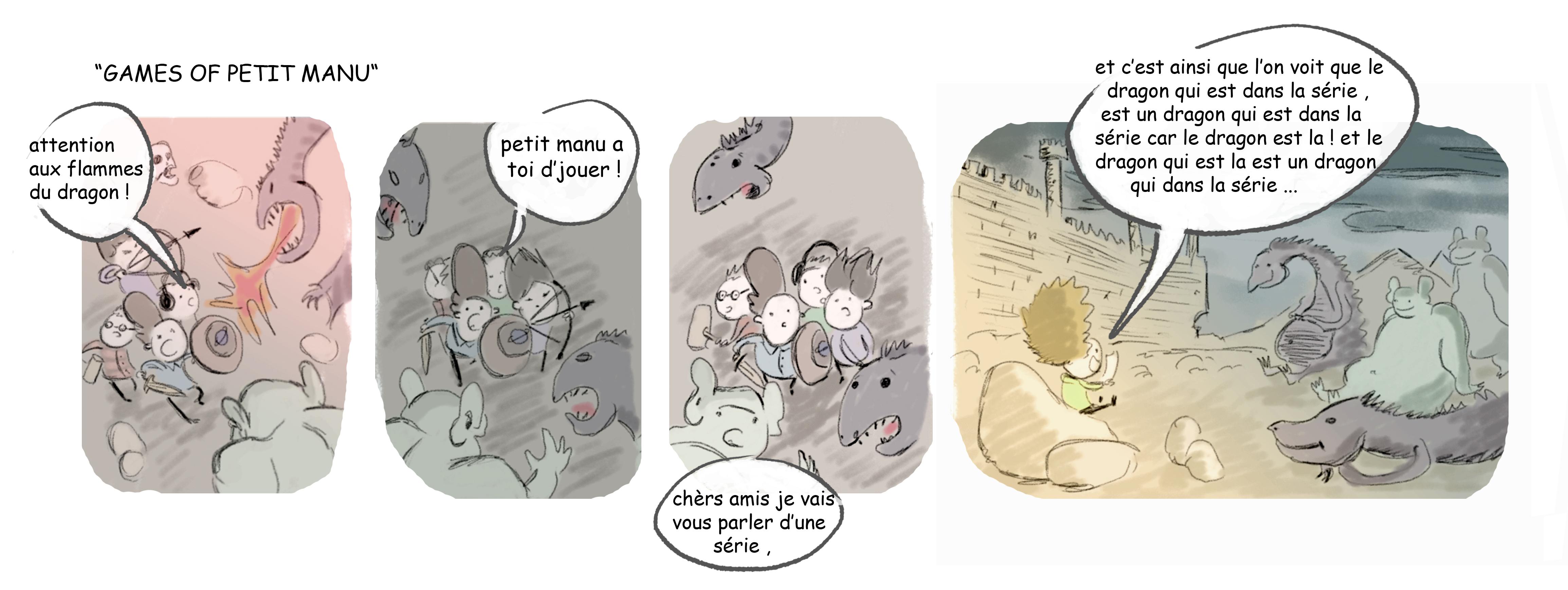 Games of Petit Manu