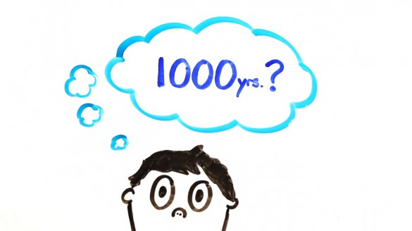 1000 ans