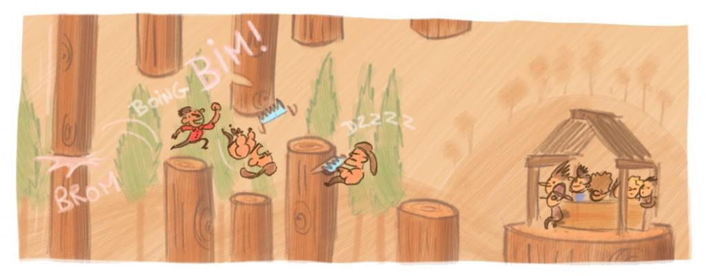 bd big bang hakim contre  deforestation p2
