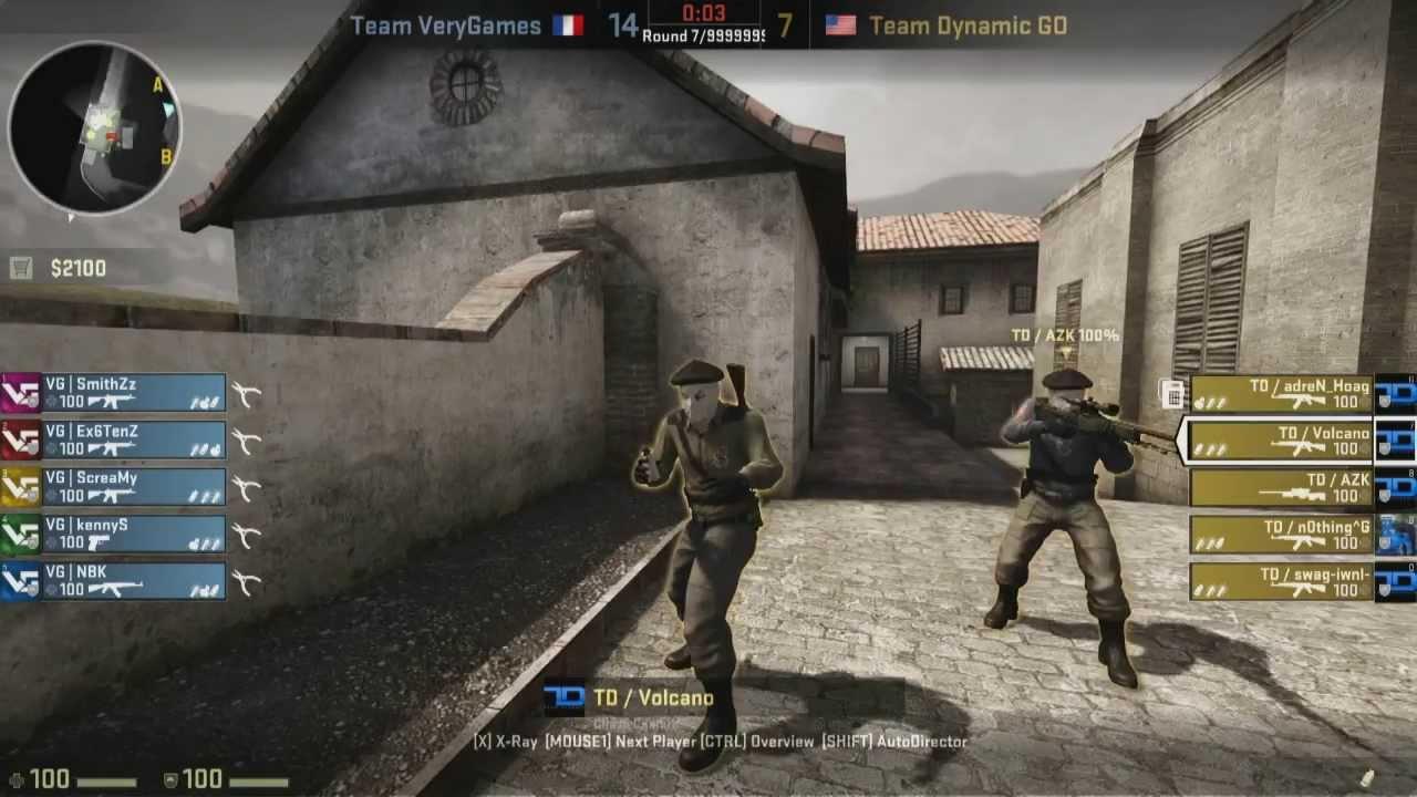 CS GO Tournament