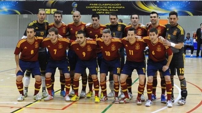 Espagne Futsal