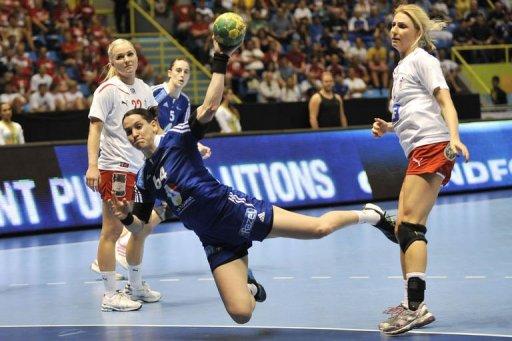 Handballeuse Française