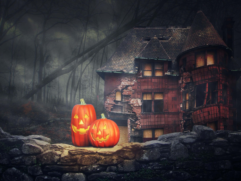 halloween-Pumpkins-haunted-House-1