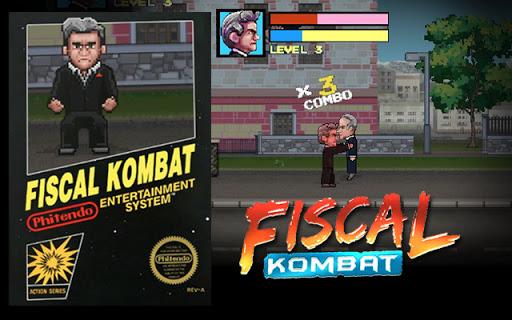 Les jeux vidéo comme arme de propagande fiscal kombat Mélenchon
