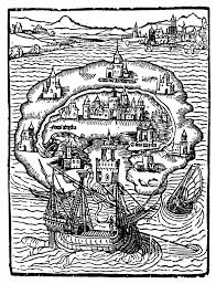L'île d'Utopia de Thomas More