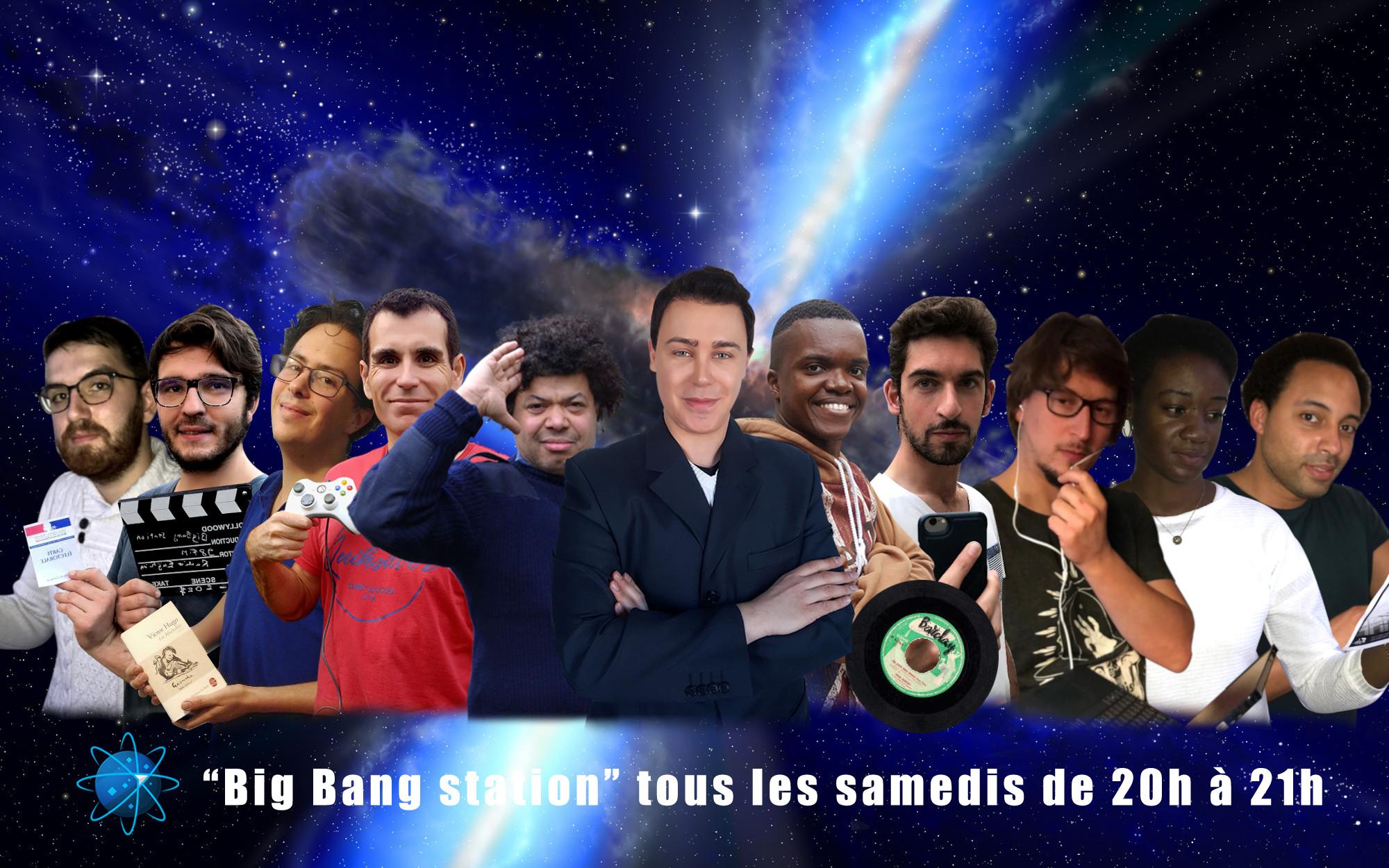 La dernière équipe : William, Ronan 2, Vincent, Olivier, Petit Manu, Didier, Kevin, PA, Stéphane, Elodie et Lio