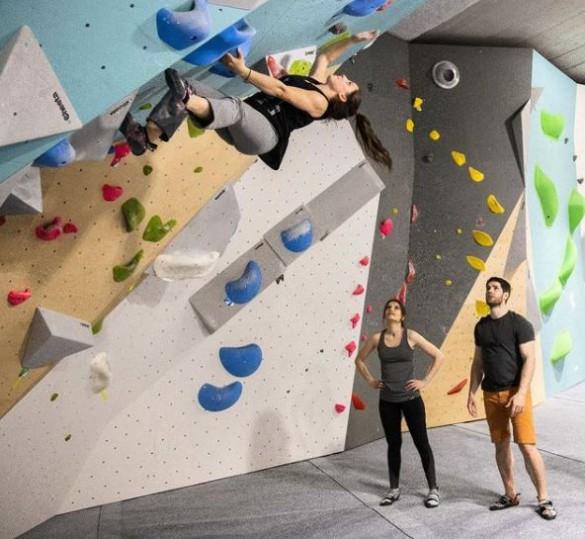 climb up paris